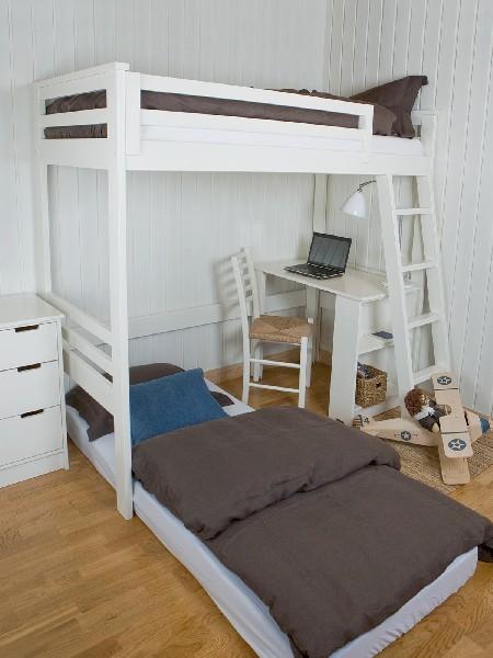 hjem barn seng loftseng modul h?y loftseng grindberg