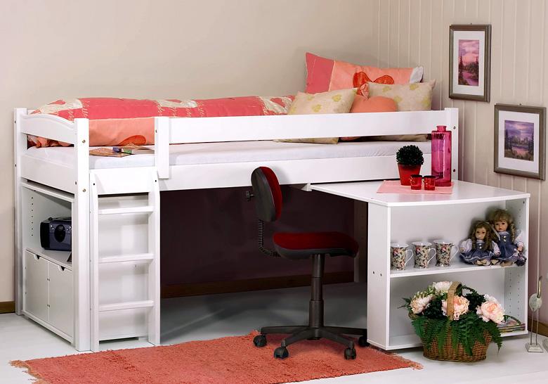 skåp lås barn ~ uttrekkbart skrivebord hn  soveromsbutikken