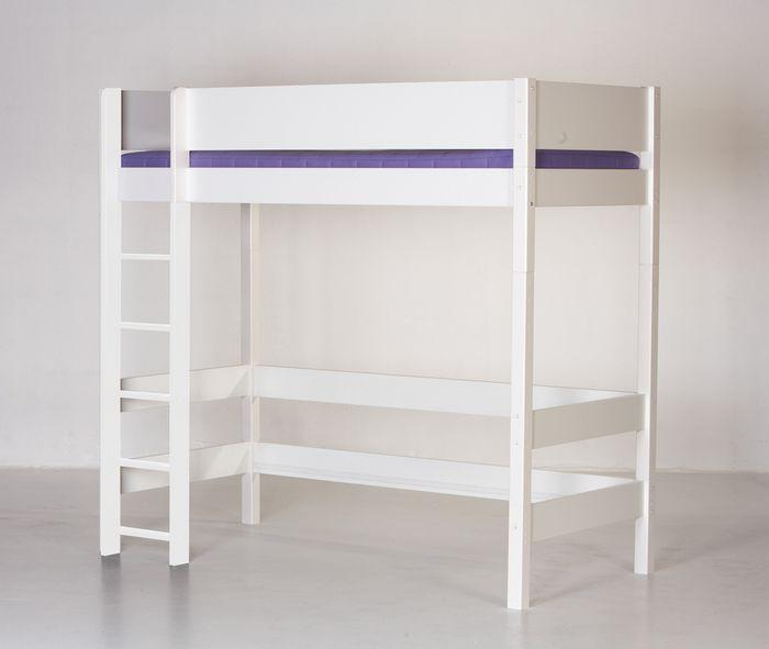 gefion 140x200 loftseng manis h soveromsbutikken sengemakeriet trondheim. Black Bedroom Furniture Sets. Home Design Ideas