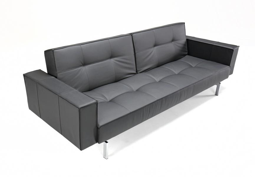 splitback armlen sovesofa innovation soveromsbutikken. Black Bedroom Furniture Sets. Home Design Ideas
