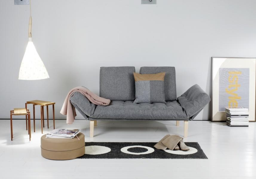 Rollo Sovesofa Innovation - Soveromsbutikken Sengemakeriet Trondheim